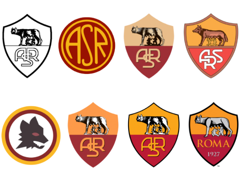 The Legend Behind The Badge A S Roma Alfalfa Studio