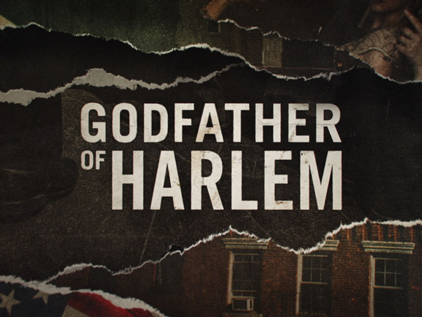 Main Title Design: Godfather of Harlem - Alfalfa Studio
