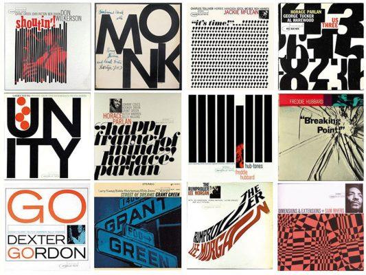 Graphic Design, Album Covers