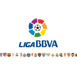 Ultimate Ranking of the La Liga Badges 2015 - 2016