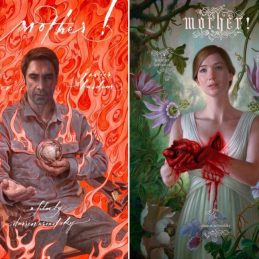 Illustrator James Jean's Breathtaking Posters for Aronofsky's Mother!