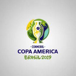 Divulging the Verde-Amarela Copa America 2019 Logo