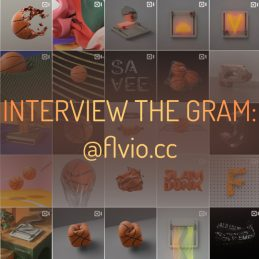 Interview the Gram – @flvio.cc