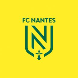 History Sailing Away in FC Nantes New Logo
