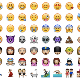 The Designers Behind Apple Emoji