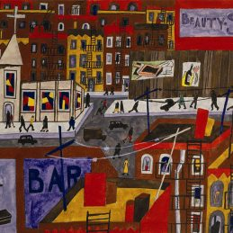 The Art of Jacob Lawrence