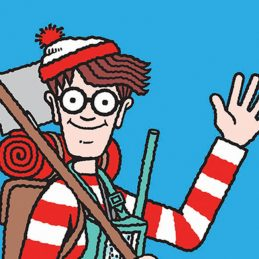 The Iconic 'Where is Waldo' Illustrations of Martin Handford